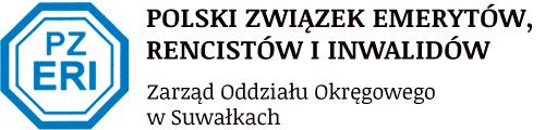 POLSKI ZWIĄZEK EMERYTÓW, RENCISTÓW I INWALIDÓW ZARZĄD ODDZIAŁU OKRĘGOWEGO z siedzibą w Suwałkach